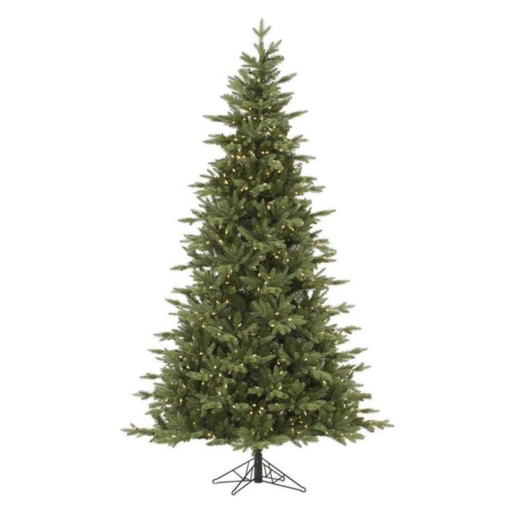 Vickerman 12 ft. Fresh Balsam Fir Full Pre-lit Christmas Tree - A141591LED