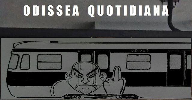 Treni storici Atac - per fortuna le demolizioni sono state sospese - Manovra, stretta su 'portoghesi' bus, multa fino a 200 euro (ed altre storie fantastiche) - Le bestie all'attacco di Atac - Il disagio è temporaneamente sospeso, la foto che ha commosso il webhttps://goo.gl/OLbGvM