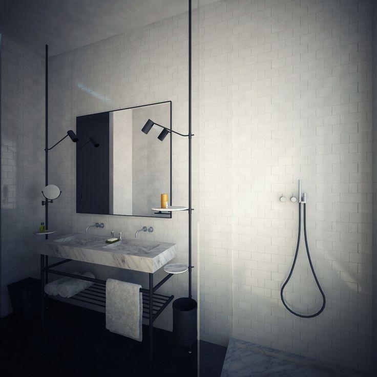 OT Apartment — Marc Merckx Interiors
