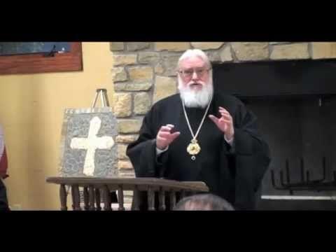 Metropolitan Kallistos Ware - The Inner Meaning of the Divine Liturgy  Visit http://myocn.net/ for more Orthodox Christian news!