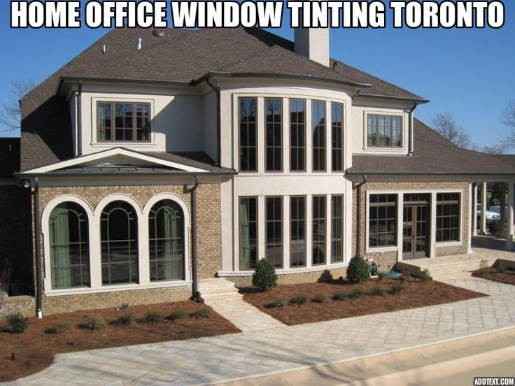 Home Residential Window Tint Tinted House Windows Residential