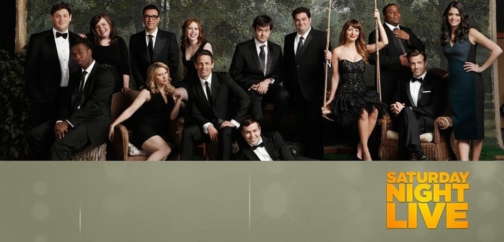 SNL Cast 2012-2013