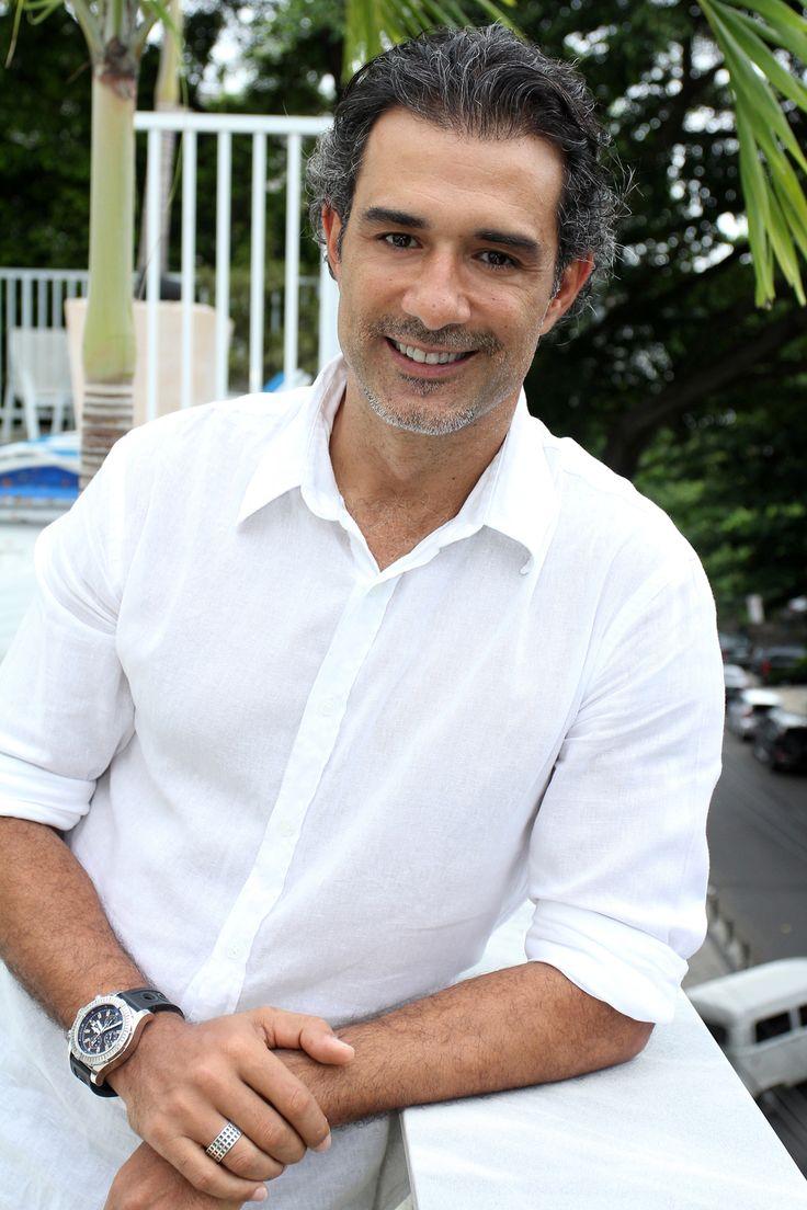 Marcos Pasquim: o rei do taco (Foto: Vera Donato)