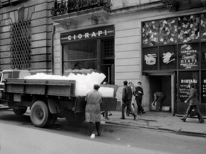 Arne Lind's day in Bucharest – 1974: Ice man