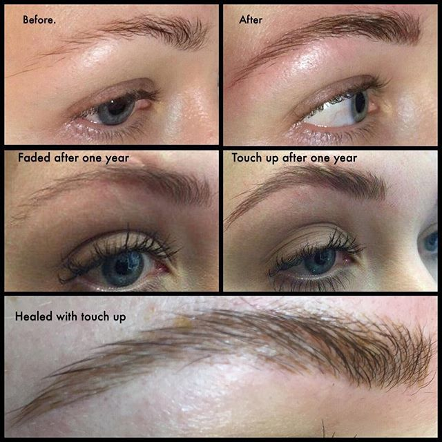 365 best images about microblading hair stroke feather for Best eyebrow tattoo san diego