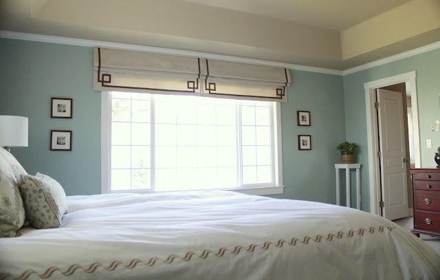 51 best benjamin moore color of the year 2012 wythe blue images on pinterest for Best master bedroom colors benjamin moore