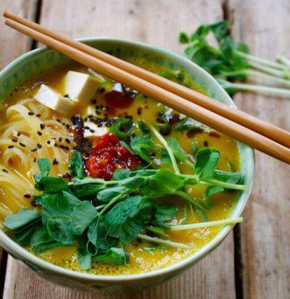 11 Vegetarian Ramen Bowls So Divine, You Won't Miss The Meat