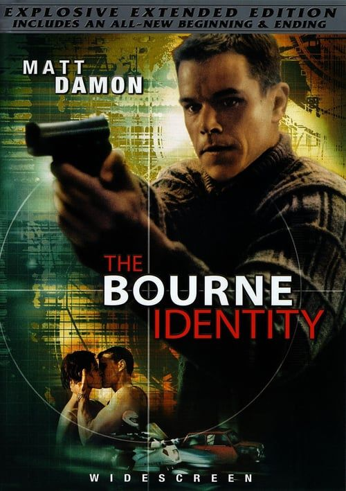 Watch The Bourne Identity 2002 Full Movie Online Free