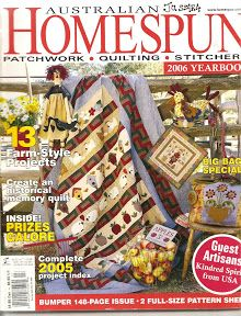 HOMESPUN -157 pages with patterns - Picasa Albums Web no series quilt save this