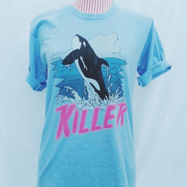 """""""Killer"""" Whale shirt on Storenvy"""