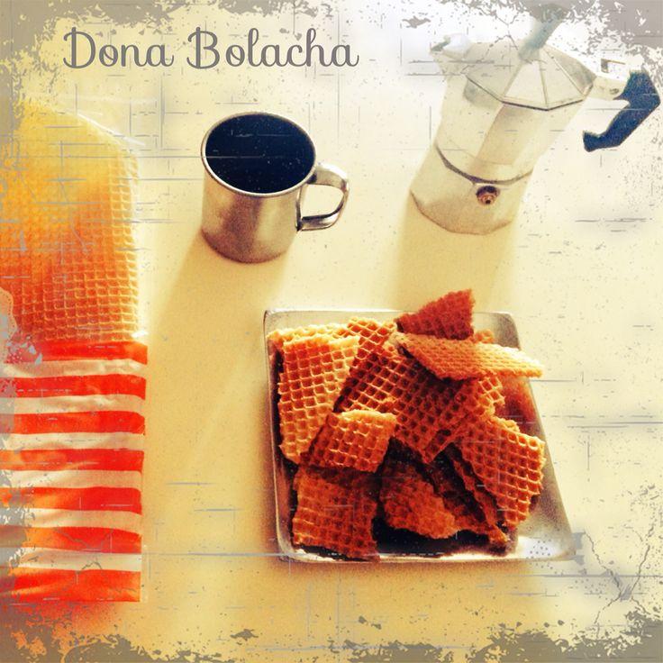 Bom dia com Dona Bolacha!