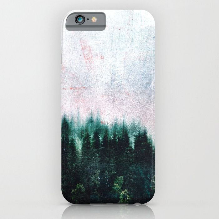Deep dark forests iPhone & iPod Case by HappyMelvin | Society6