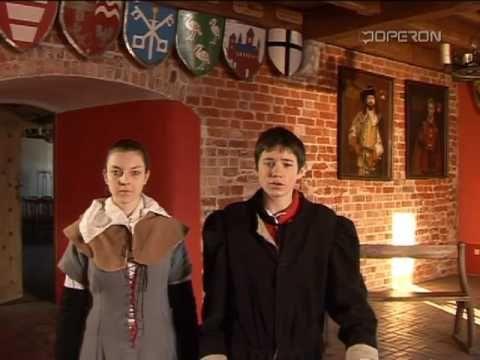 ▶ Życie na średniowiecznym zamku - YouTube