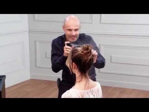 Tutorial capelli: lo chignon da ballerina moderna. - YouTube