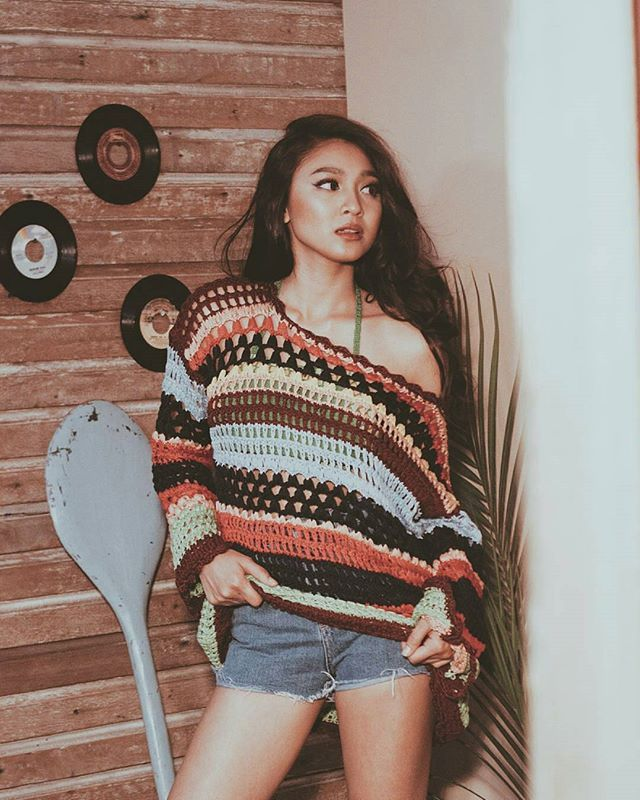 162 best Nadine Lustre images on Pinterest | Jadine Nadine lustre fashion and Nadine lustre ootd