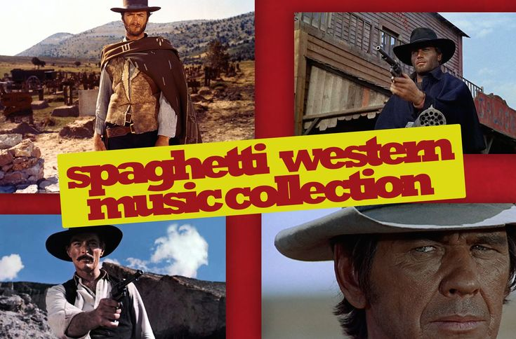 """Ennio Morricone """"Spaghetti Western Music Collection"""" The Greatest Western Themes included in one unique collection Tracklist: 1. Once Upon a Time in the West..."""