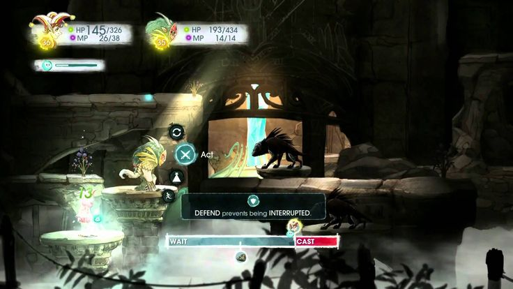 Child of Light - Gen's Plight [PS4 Gameplay HD]