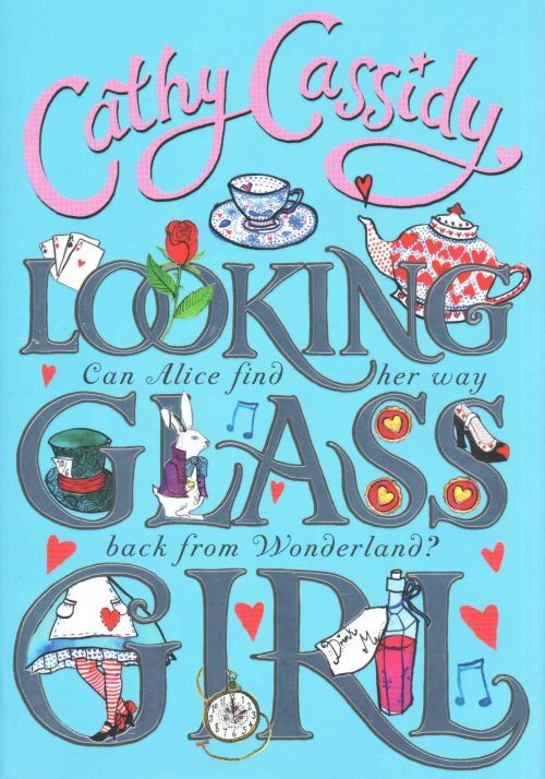 Check out my blog at... http://southwelllibrary.blogspot.co.nz/2015/09/looking-glass-girl-by-cathy-cassidy.html