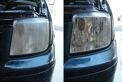 Headlight Restoration Services in Pune