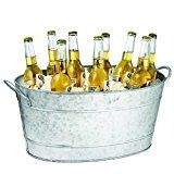 Early Bird Special: TableCraft Galvanized Beverage Tub 5.5 Gallon  List Price: $40.12  Deal Price: $31.99  You Save: $7.00 (18%)  TableCraft Galvanized Beverage Tub Gallon  Expires Feb 15 2018