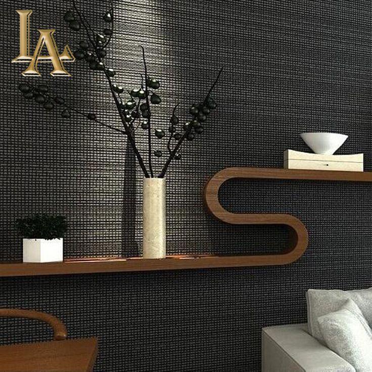 Европейский Минималистский Современный черно Белый Полосатый обои Дизайн гостиной Спальня Декоративные 3D Обои Росписи W378 купить на AliExpress