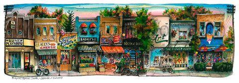 David Crighton - Bayview Avenue-Leaside