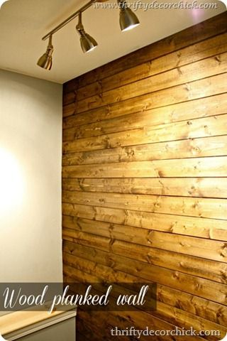 49 best Wooden walls images on Pinterest   Home ideas, Timber walls ...