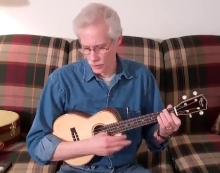 17 best ukulele clubs images on pinterest ukulele music ed and mickey is behind ukulele player magazine an online publication that offers interviews with respected fandeluxe Image collections
