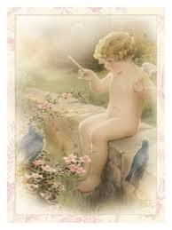 ♥adorable cherub!