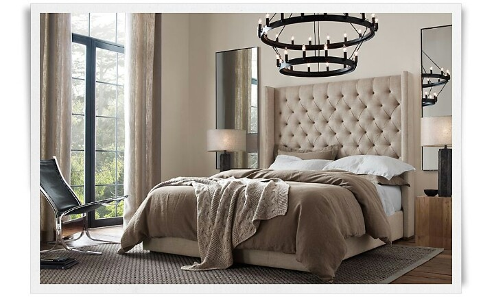 restoration hardware bedrooms. Restoration Hardware  small spaces collection Home and Decor Pinterest hardware Small