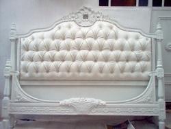 proxecto:    Cama Luis XVI (by la cabeza de maria antonieta)
