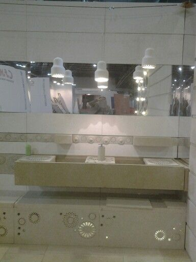 Bagno in pietra leccese by bianco cave
