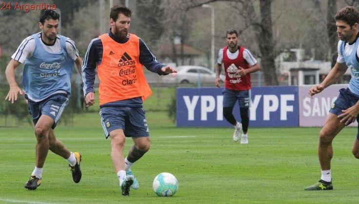 Argentina comienza a perfilar el once anti-Uruguay con Mascherano en el banco