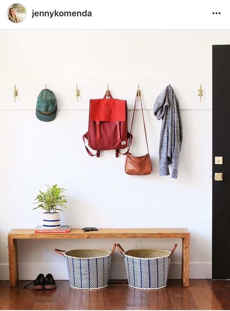 Pin by laura hebert on homely pinterest wall hooks - Diy fa r oma ...