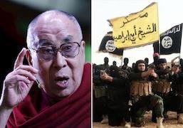 Η... ακατανόητη σε εμάς συμβουλή του Δαλάι Λάμα: Ο μόνος τρόπος για να ηττηθεί ο ISIS είναι να ανοίξουμε διάλογο μαζί του! - enallaktikos.gr - Ανεξάρτητος κόμβος για την Αλληλέγγυα, Κοινωνική - Συνεργατική Οικονομία, την Αειφορία και την Κοινωνία των Πολιτών (ελληνικά) 21091