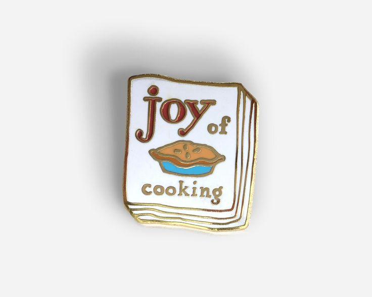 Book Pin: Joy of Cooking