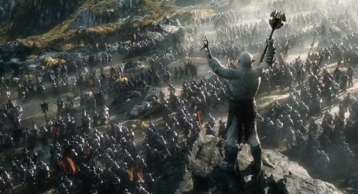 The Hobbit, Battle of the Five Armies:  The screenings will take place at select IMAX theaters around the country