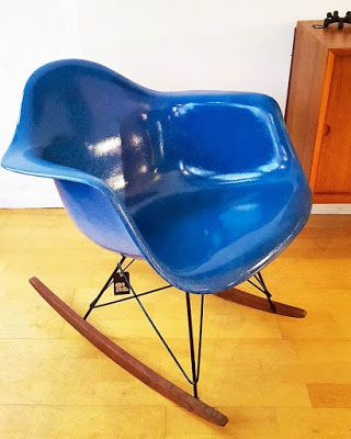 17 best images about odile novembre 2015 on pinterest for Fauteuil eames rocking chair
