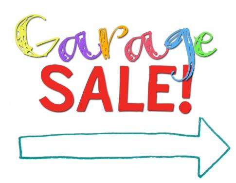 garage sale tips & tricks