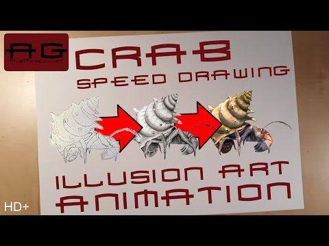 Zeichnen mit Bleistift, Buntstiften, Tusche & Co., Speed Drawing, 3D Drawings, Zeitraffer-Videos und Bilder, Tipps & Tutorials zum Lernen von Maltechniken, A...