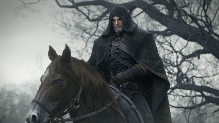 The Witcher 3: Wild Hunt - Killing Monsters Cinematic Trailer  Wish they'd make a Witcher Movie based on Sapkowskis novels.