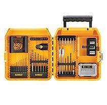 DeWalt Professional Power Tool Accessory Set - 74 Pc.