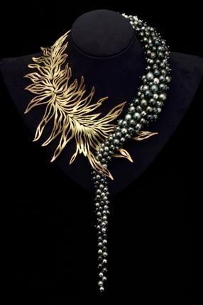 手机壳定制air max shop review Necklace House of Ganjam Fire amp Ice collection with Tahitian pearls