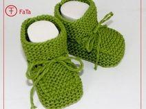 10 см детские туфли, детские сапоги, зеленый Taufschuhe