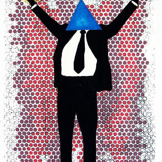 #theymightbegiants #triangleman #samserif