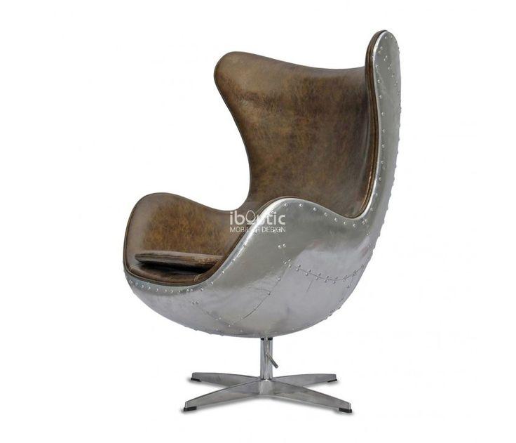 fauteuil arne jacobsen egg chair spitfire range