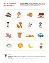 One of these pictures is not like the others! Challenge your child to properly identify the three pictures that share a common theme with this intermediate-level sorting activity.