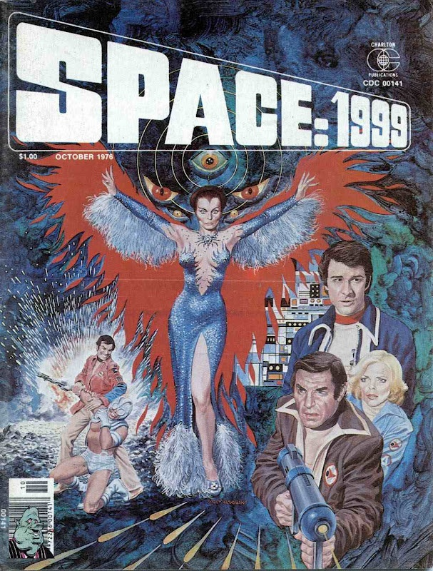 Space 1999. A very unusual offering.