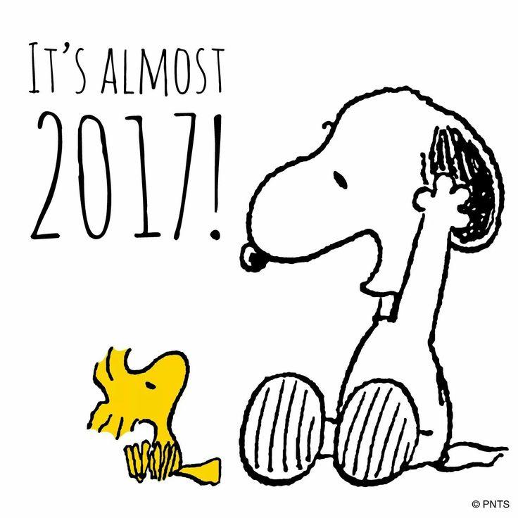 2017 is around the corner!
