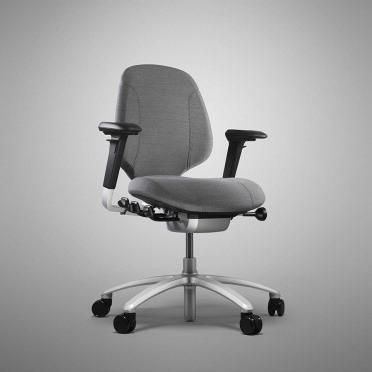 RH kontorstol, RH Moreo 200 kontorstol, god kontorstol, ergonomisk kontorstol